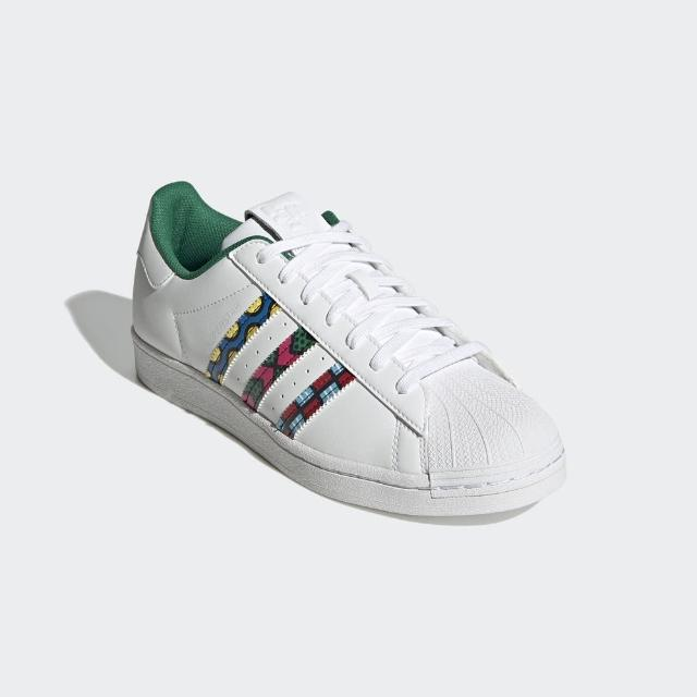 【adidas官方旗艦館】CRAIG & KARL X SUPERSTAR 經典鞋 男(GX7991)