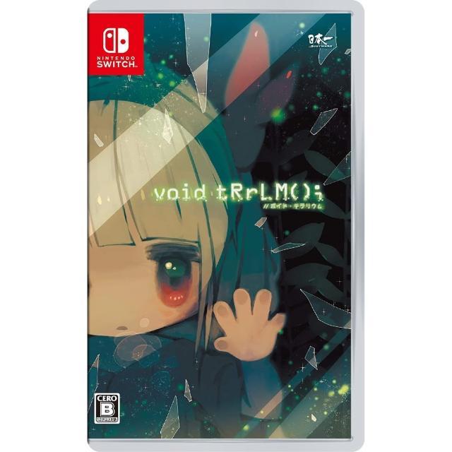 【Nintendo 任天堂】NS Switch預購7/29上市★《void tRrLM Void Terrarium》(中文版)