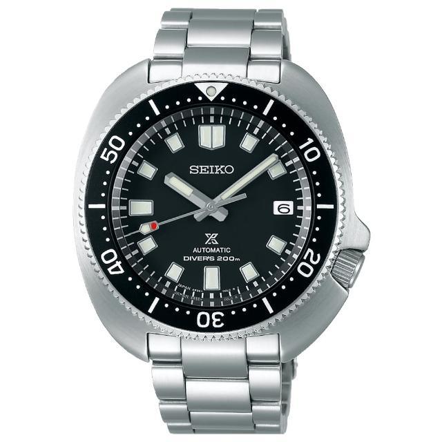 【SEIKO 精工】PROSPEX DIVER SCUBA 海龜機械錶42.6mm(SPB147J1/6R35-00T0D)