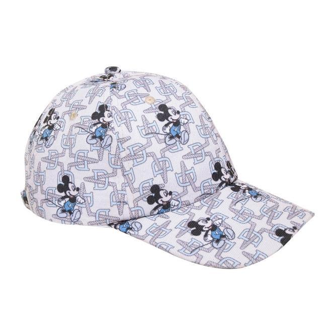 【Daniel Wong】Disney聯名限量款 漫步 印花棒球帽(Daniel Wong狂野夜想系列)