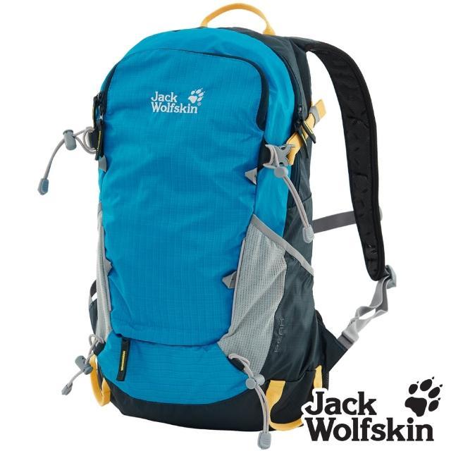 【Jack wolfskin 飛狼】Peak 32L 健行背包 登山背包(藍)