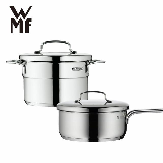 【德國WMF】迷你湯鍋14cm+單手鍋16cm(含蓋)