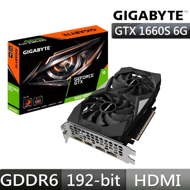技嘉GTX 1660 SUPER OC 6G 顯示卡+B560M DS3H AC 主機板+P750GM 電源+GB-C200G 機殼