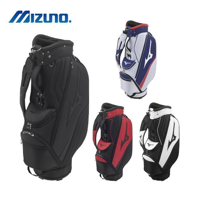 【MIZUNO 美津濃】LIGHT SYTLE ST LIGHT 高爾夫球袋(#5LJC210100)