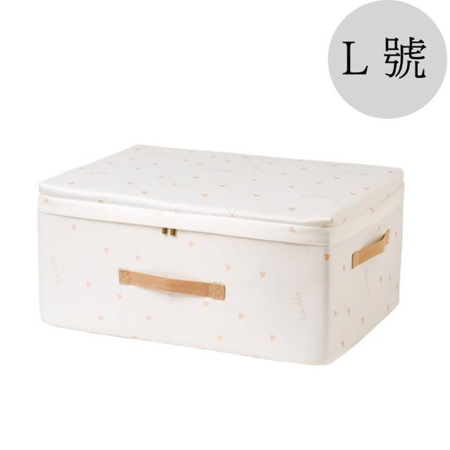 【PUSH!】居家生活用品 棉被子衣服收納袋整理袋搬家打包衣物袋被褥防塵(防潮袋I91-2 L號)