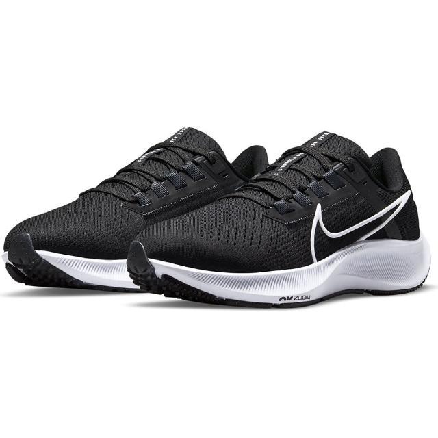 【NIKE 耐吉】慢跑鞋 女鞋 運動鞋 緩震 小飛馬 WMNS AIR ZOOM PEGASUS 38黑 CW7358-002