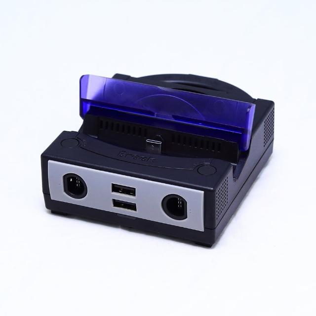 【Brook】副廠 Switch Power Bay 藍芽版底座-支援CG手把.PD快充(FM00008196)
