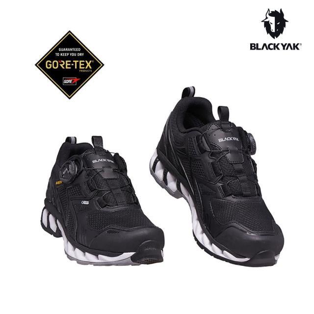 【BLACK YAK】CRUSH WAVE GTX 防水健行鞋[黑色](韓國 登山 多功能鞋 防水鞋 登山鞋 健行鞋 中性款)