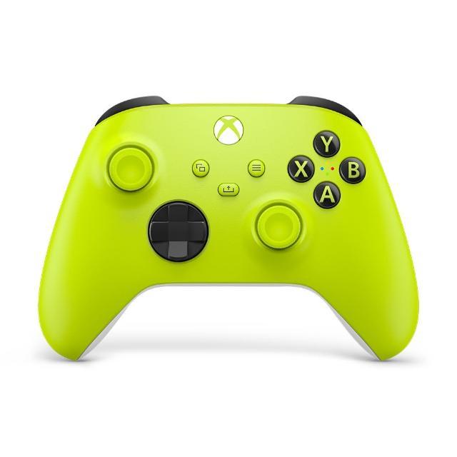 【Microsoft 微軟】★預購 5/14上市★ Xbox 無線控制器(電擊黃)