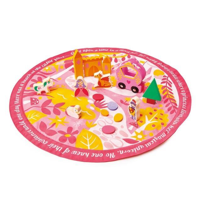 【Tender Leaf Toys】童話寓言故事組(積木遊戲墊組合)