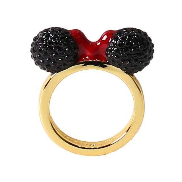 【KATE SPADE】迪士尼聯名米妮戒指(多色)