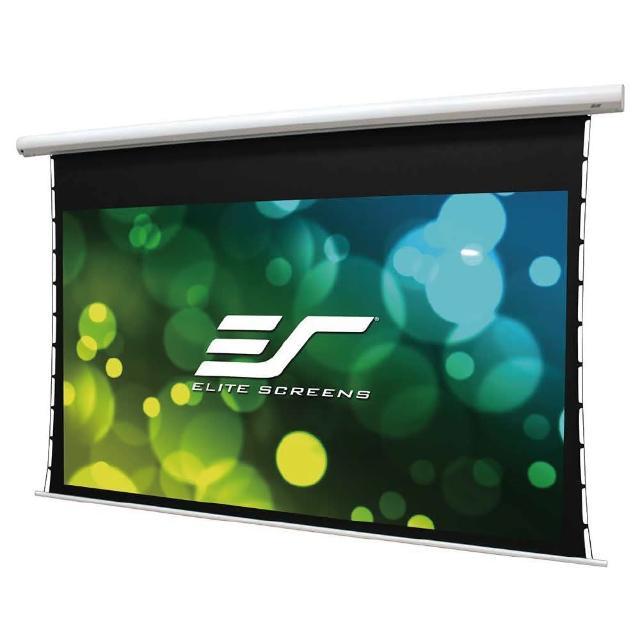 【Elite Screens】億立銀幕 120吋16:9頂級isf認證電動張力幕-5D高增益灰幕- SKT120XHD5-E20