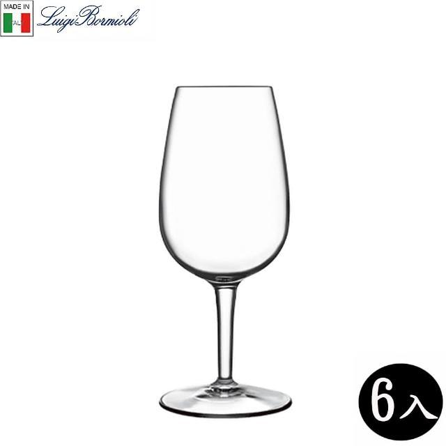 【Luigi Bormioli】水晶玻璃ISO杯 品飲杯 215cc/6入 C66(品酒杯)