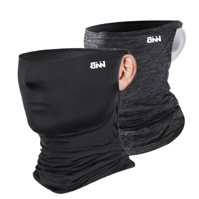 【BNN斌瀛】EAR1 耳掛式涼感面罩 運動涼感防曬頭巾 面罩 圍脖