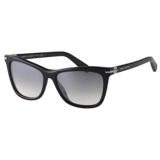 【MARC JACOBS 馬克賈伯】太陽眼鏡(黑色)