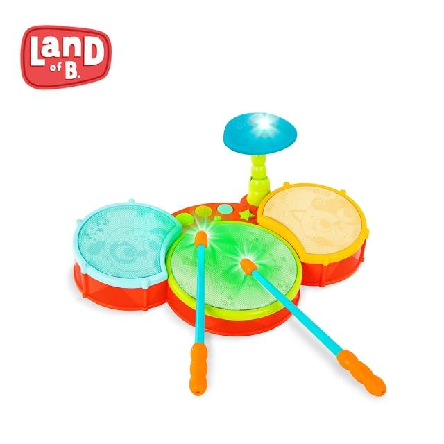 【B.Toys】芙洛克跟著奏電子鼓_Land of B.系列