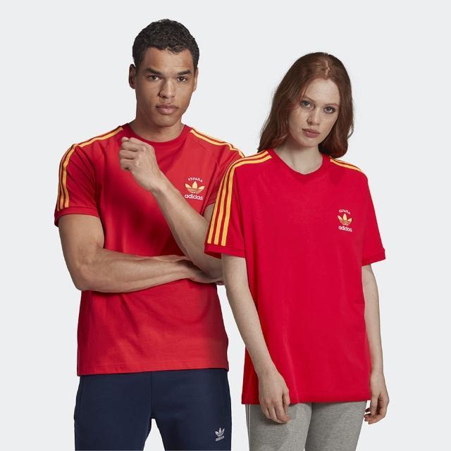 【adidas 愛迪達】EURO CUP 短袖上衣 男(GP1919)