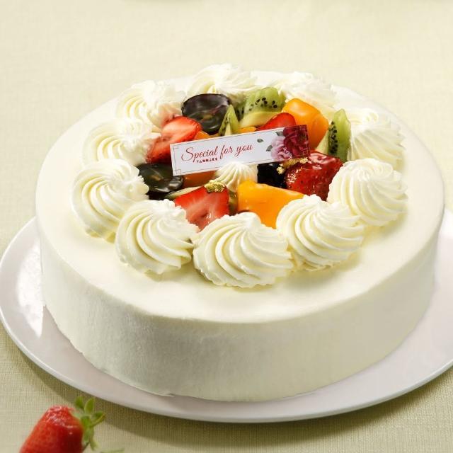 【亞尼克果子工房】盛夏果園8吋蛋糕