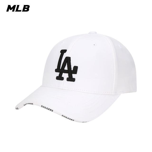 【MLB】棒球帽 涼感系列 洛杉磯道奇隊 可調整式(32CPCZ111-07W)