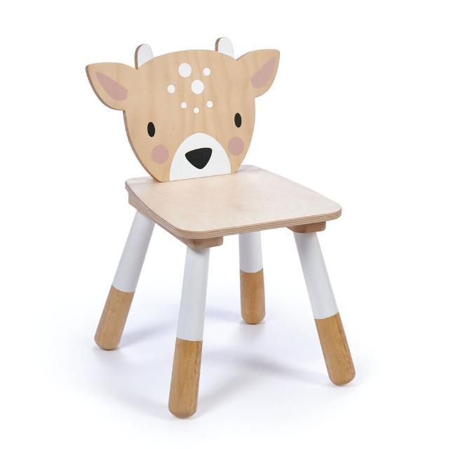 【Tender Leaf Toys】童話森林萌萌鹿(木製兒童家具)