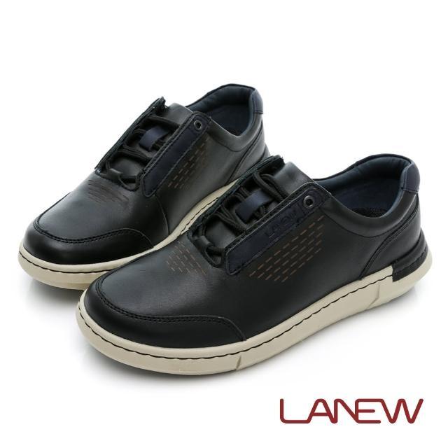【La new】飛彈輕量 抑菌消臭 四密度超減壓休閒鞋(男30270107)