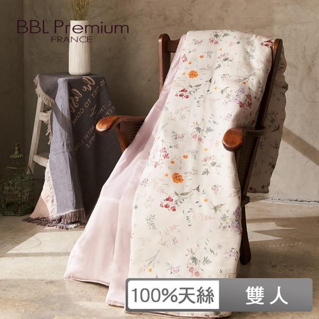 【BBL Premium】100%天絲.印花鋅抗菌涼被-花樣年華(雙人)