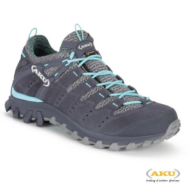 【AKU】女 低筒 輕量多功能登山健行鞋 ALTERRA LITE GTX WS(AK716/登山鞋/健行鞋)