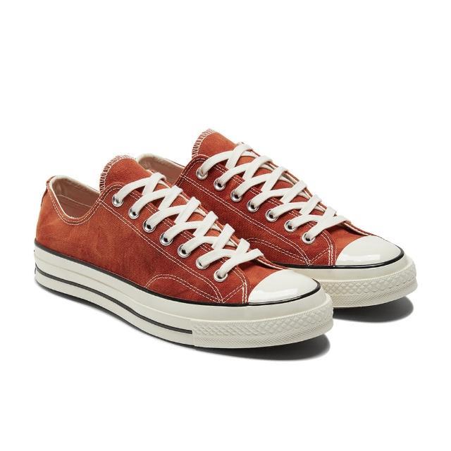 【CONVERSE】CHUCK 70 OX 低筒 男女 渲染 帆布鞋 休閒鞋 咖啡色(170967C)