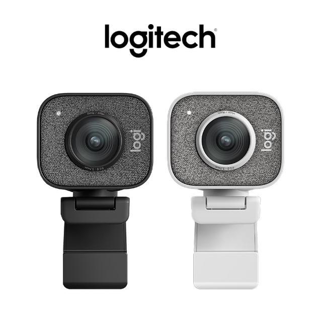 【Logitech 羅技】StreamCam 直播攝影機(黑/白)