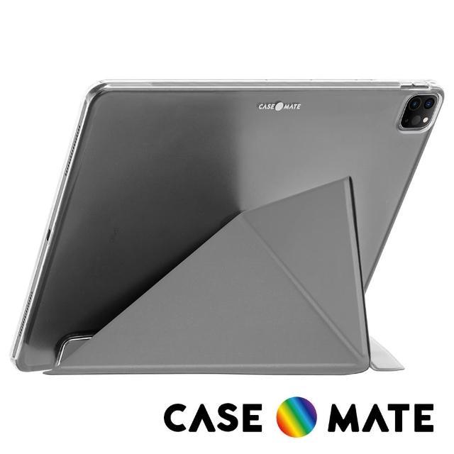 【CASE-MATE】美國 Case●Mate 多角度站立保護殼 iPad Pro 11吋 第三代 - 質感灰