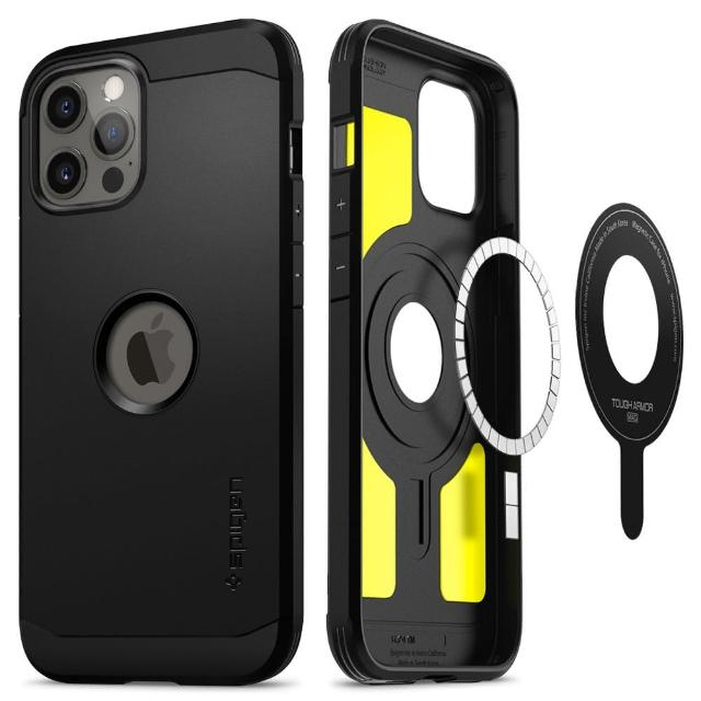 【Spigen】iPhone 12 Pro / iPhone 12 Tough Amor Mag-防摔保護殼(SGP)