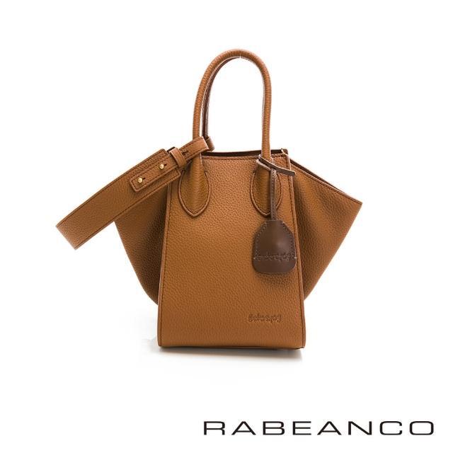 【RABEANCO】LU手提肩背兩用包(駝色)