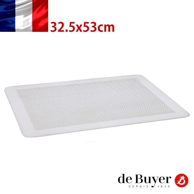 【de Buyer 畢耶】鋁製氣孔烘焙底板53x32.5cm(需搭配烘焙紙、墊)