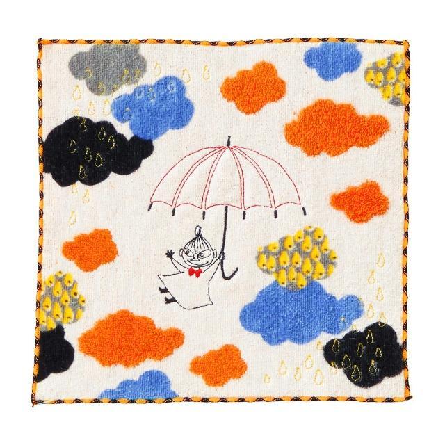 【Marushin 丸真】Moomin雲雨的冒險系列(Moomin毛巾)