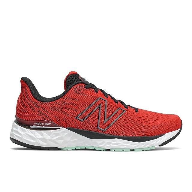 【NEW BALANCE】慢跑鞋 男鞋 運動鞋 緩震 訓練 紅 M880R11