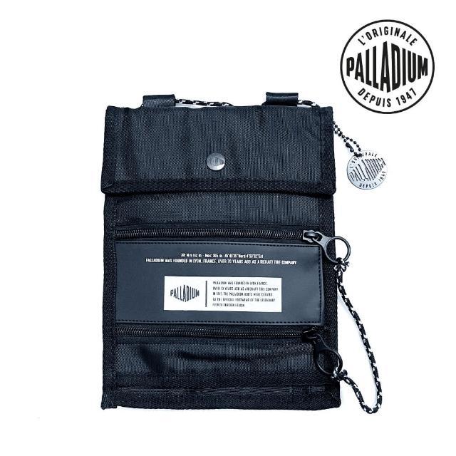 【Palladium】多夾層戰術側背袋-黑(BG107-008-1SZ)