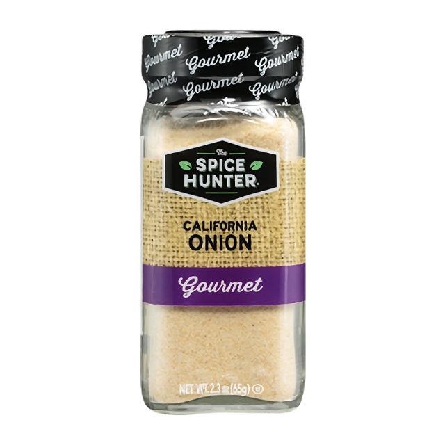 【Spice Hunter 香料獵人】美國進口 洋蔥粗粉(65g)
