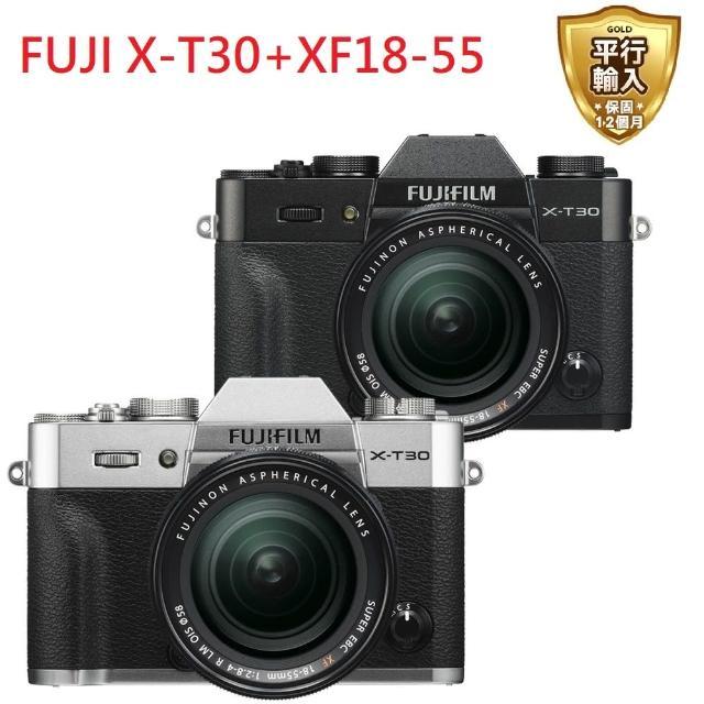 【FUJIFILM 富士】X-T30 +18-55 mm +XF 23mm F1.4R(平輸)
