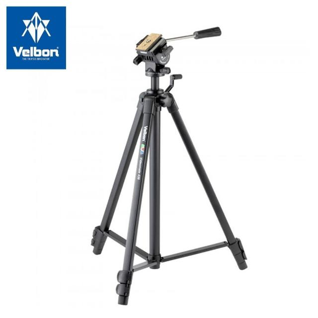 【Velbon】Videomate 438 攝影家系列 油壓雲台三腳架(公司貨)