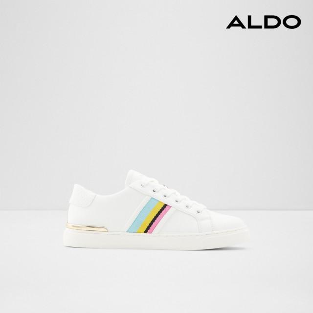 【ALDO】夏日編織小白鞋-女(小白鞋)