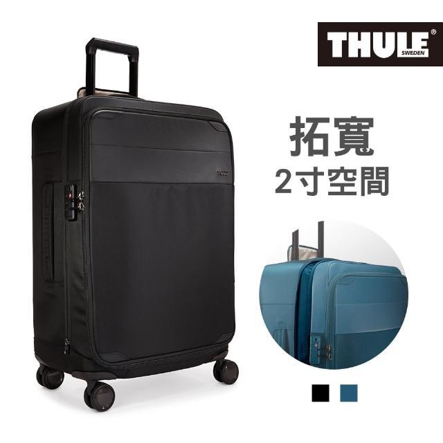 【Thule 都樂】★Spira 78L 27吋行李箱(SPAL-127-黑)
