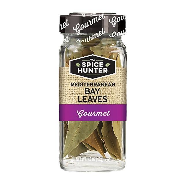 【Spice Hunter 香料獵人】美國原裝進口 月桂葉(4g)