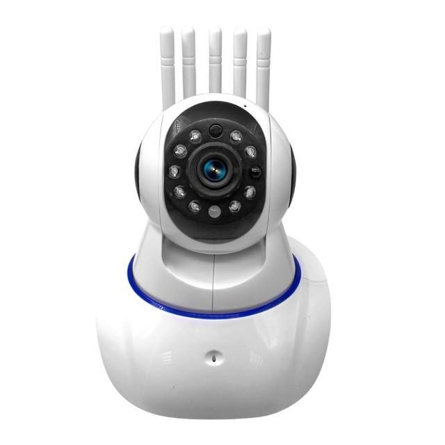 監視者Plus 五天線 360全景WIFI監控攝影機