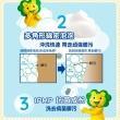 【LION 獅王】趣淨抗菌洗手慕斯補充包 清爽柑橘/清新果香(450ml)