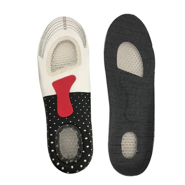 【酷比高】專利鞋墊 足部超導舒壓器 透氣按摩鞋墊1雙(蜂巢緩衝彈性減壓 鞋墊 足弓支撐磁性鞋墊)