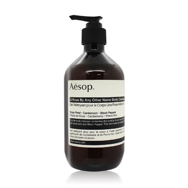 【Aesop】玫瑰的名字身體潔膚露(500ml-國際航空版)
