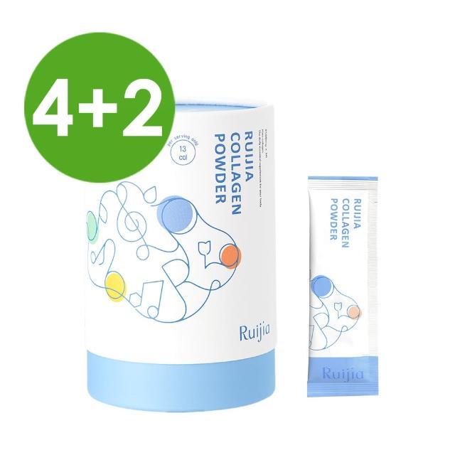 【RUIJIA 露奇亞】買2送1 優質純淨膠原蛋白粉 2罐組(基礎保養好平價)