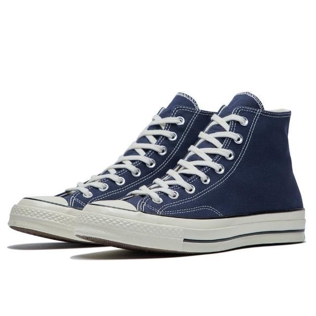 【CONVERSE】CHUCK 70 HI 高筒 男女 休閒鞋 藍色(164945C)