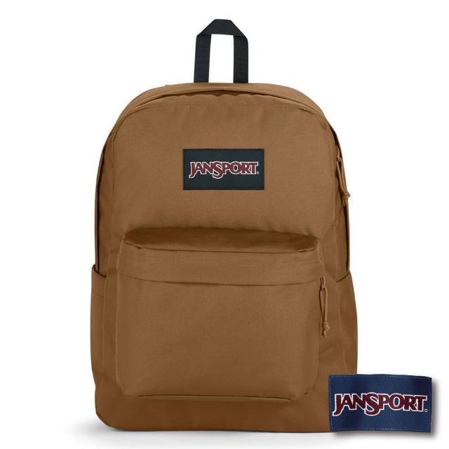 【JANSPORT】SUPERBREAK PLUS 系列後背包(橡膠木)