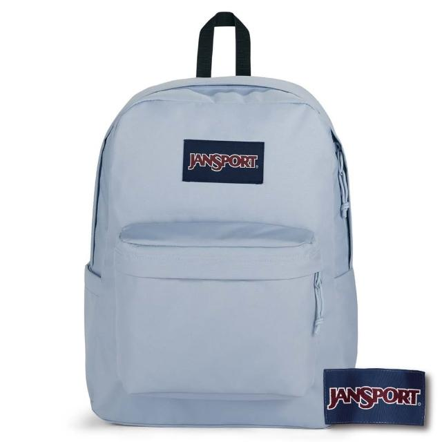 【JANSPORT】SUPERBREAK PLUS 系列後背包(薄暮藍)